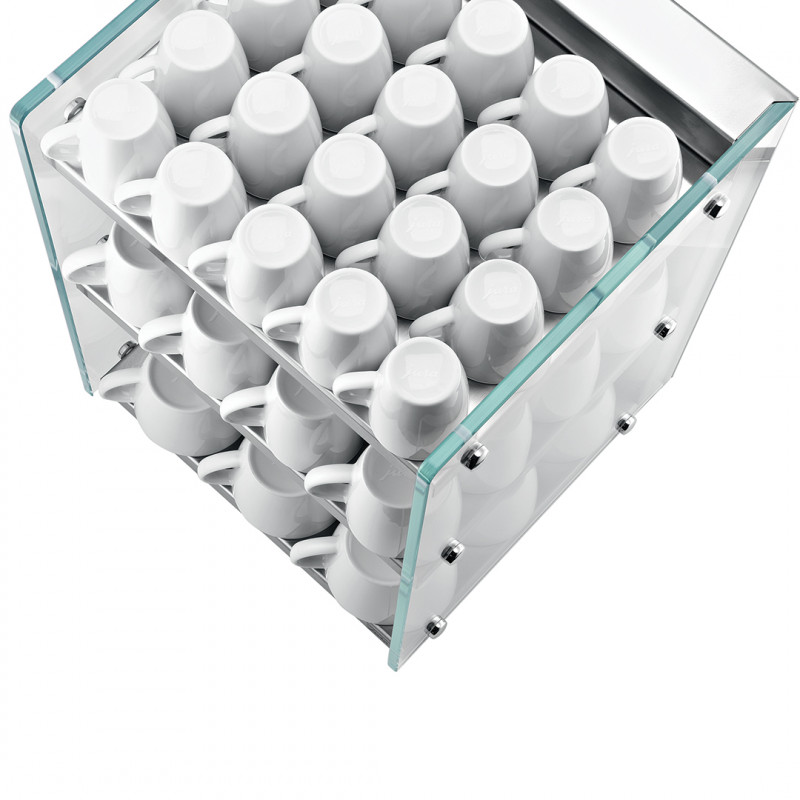 Скляний підігрівач чашок JURA Glass Cup Warmer