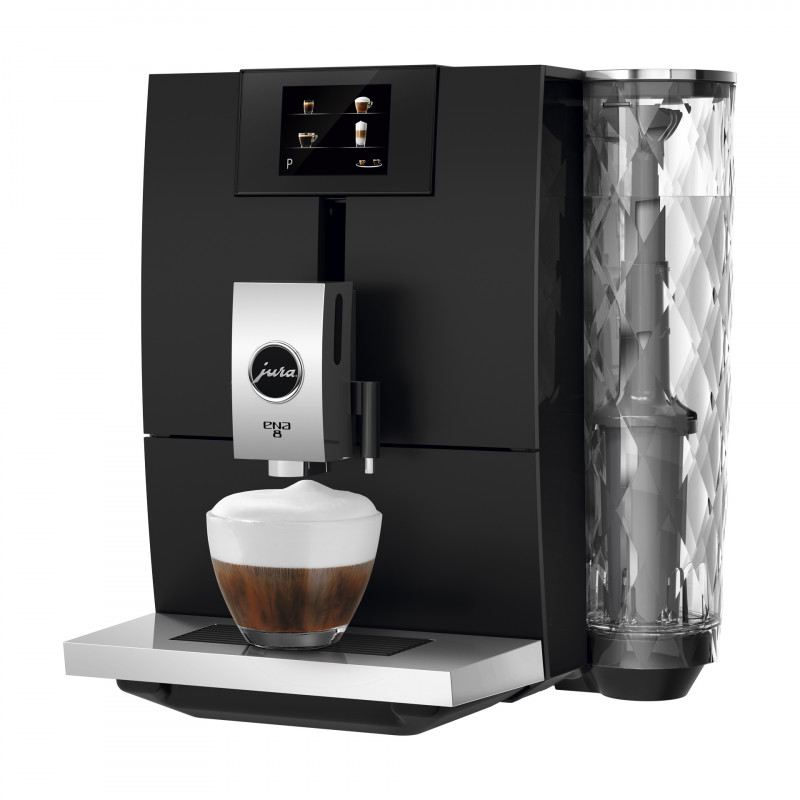 Кофемашина JURA ENA 8 Touch Full Metropo...