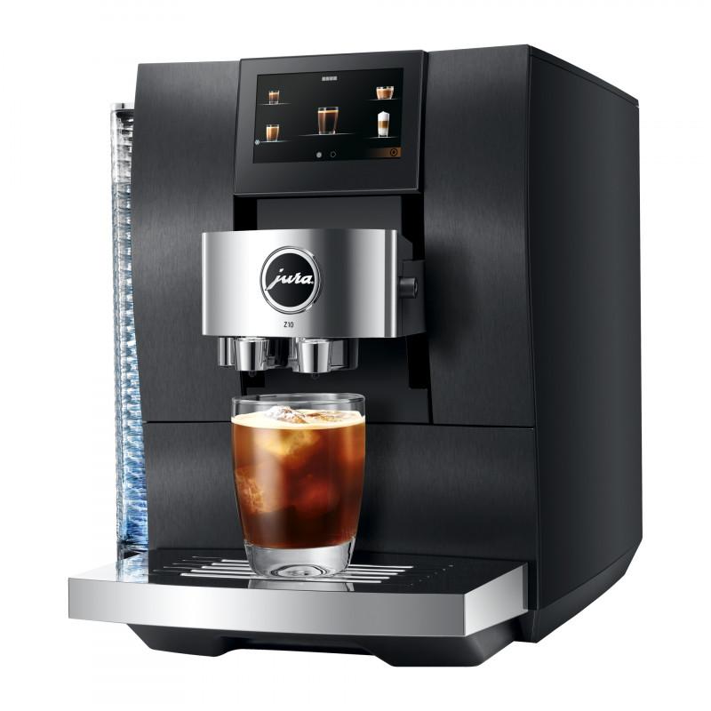 Кофемашина JURA Z10 Aluminium Black (EA)