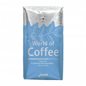Кава в зернах JURA World of Coffee 250g