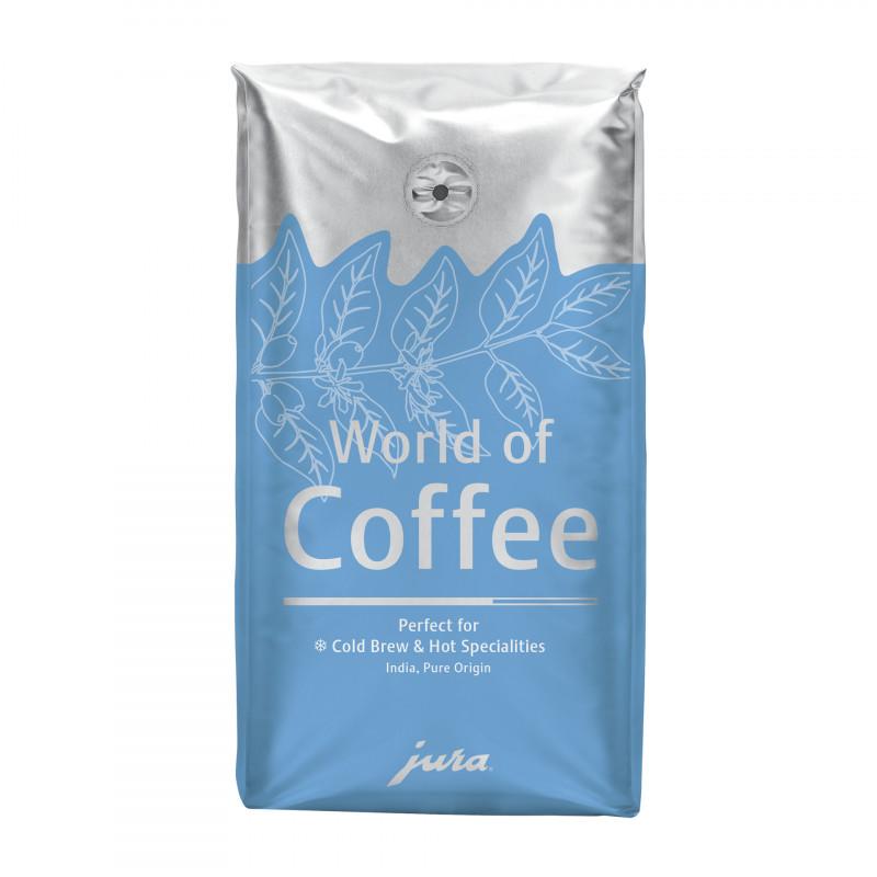 Кофе в зёрнах JURA World of Coffee 250g