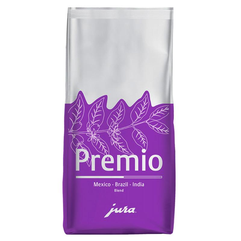 Кофе в зернах JURA Premio 1000g
