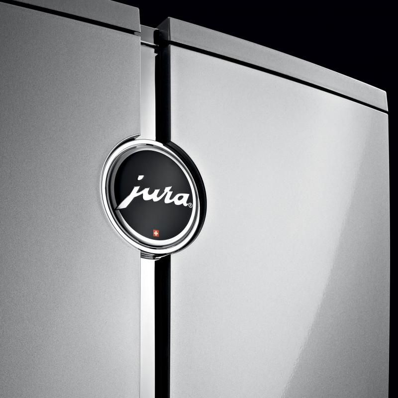 Кофемашина JURA J6 Silver