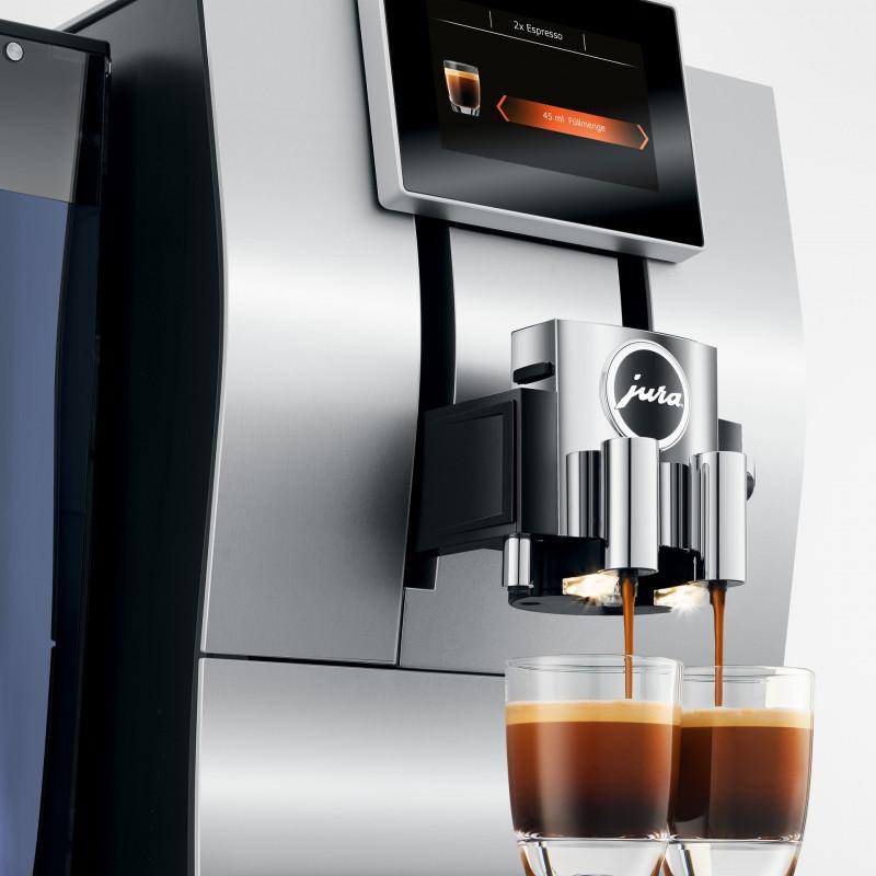 Кофемашина JURA Z8 Aluminium