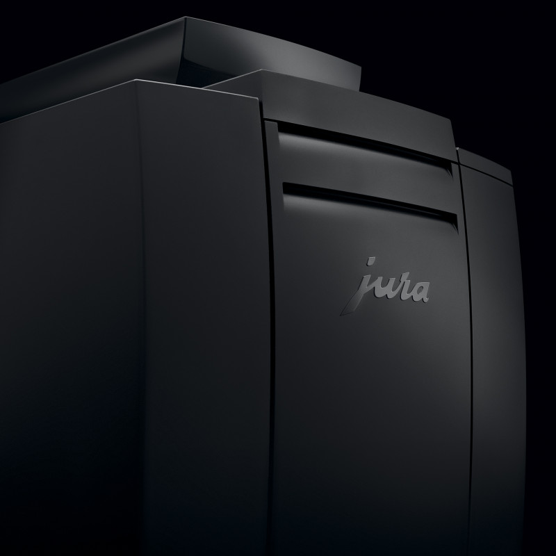 Кофемашина JURA WE6 Piano Black