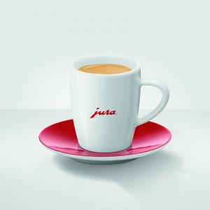 Набір чашок для кави Jura з лого 135 мл 2шт