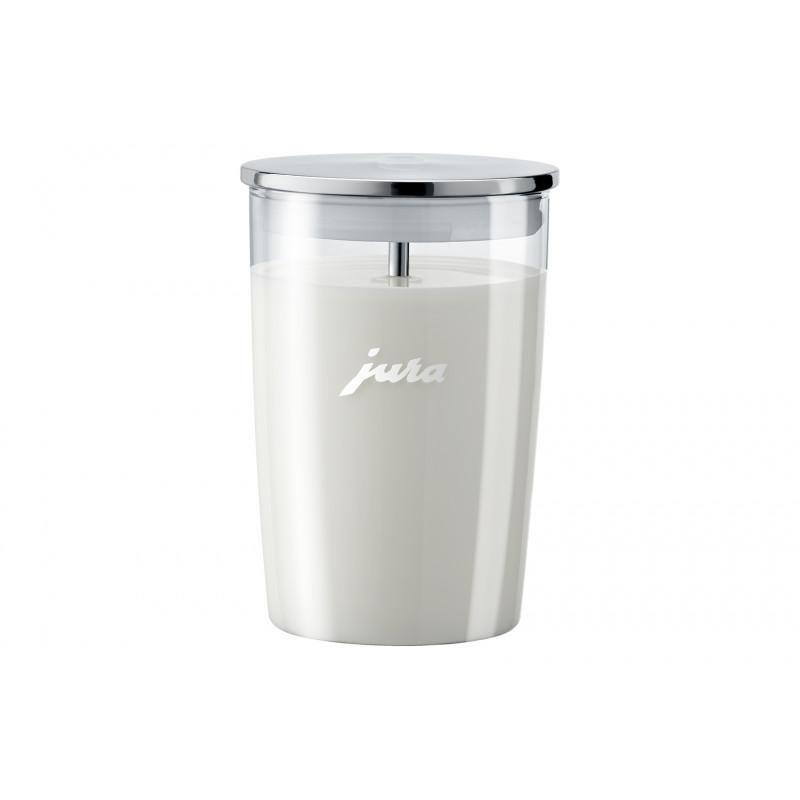 Стеклянный контейнер JURA для молока